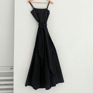 MaxMara Black Pianoforte Dress